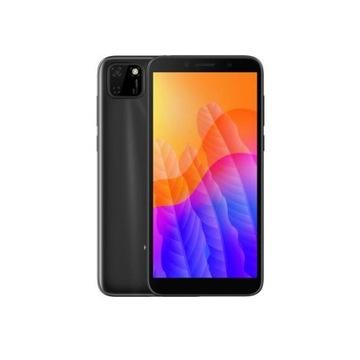 Huawei Y5p (czarny) NOWY GWARANCJA 24M LTE