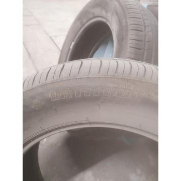 Opony letnie Michelin lattitude sport 225/60/ r18