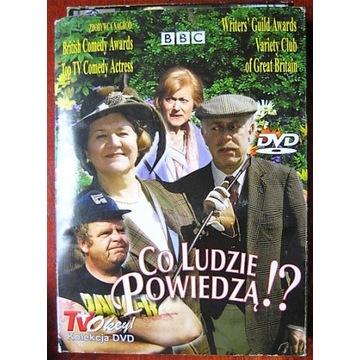 CO LUDZIE POWIEDZĄ - 12 DVD - 24 ODCINKI
