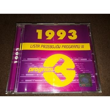 LISTA PRZEBOJÓW PROGRAMU III 1993