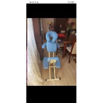 Sprzedam profesjonalne krzesło do masażu HABYS