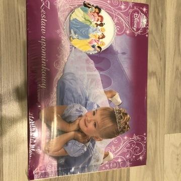Zestaw przyborów szkolnych Disney princess