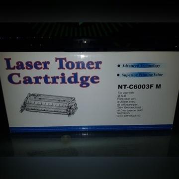 Zamiennik HP 124A Q6003A toner Magenta LTC
