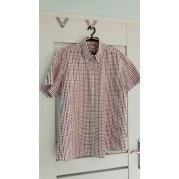 Koszula męska kratka ADIDAS  r. XL (43)