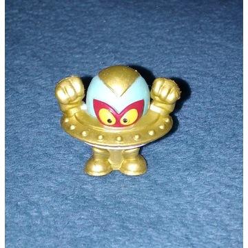 Złoty Super Zings Alien Bandit.