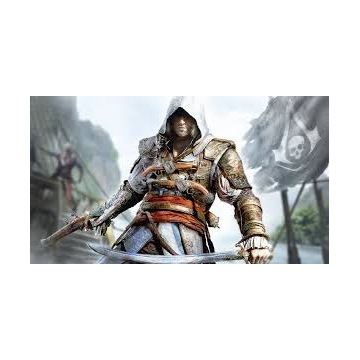 Assassin's Creed IV: Black Flag konto  ALL DLC