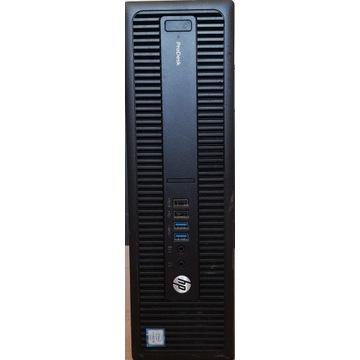 HP ProDesk 600 G2 SFF i3-6100/4GB/ Win10Pro