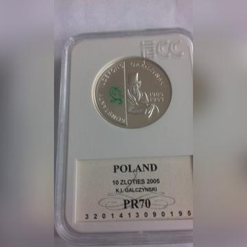 10 zł Gałczyński