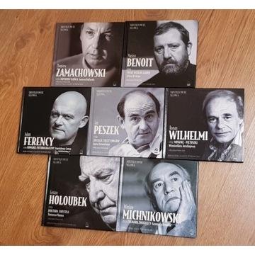 Mistrzowie słowa - audiobooki CD mp3