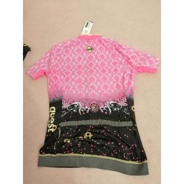 Koszulka kolarska XL damska