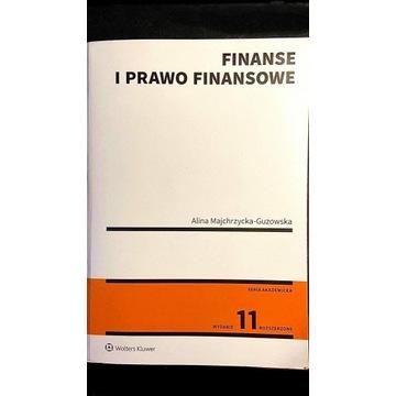 Finanse i prawo finansowe-Alina Majchrzycka