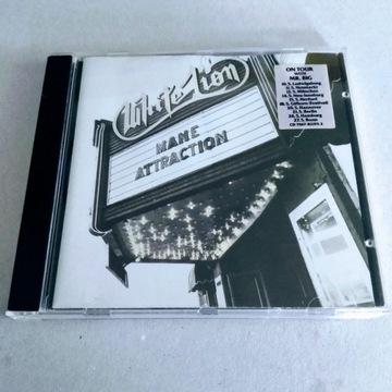"WHITE LION - ""Mane Atraction"" CD"