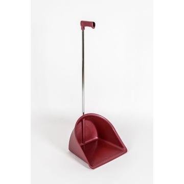 śmietniczka szufla szufelka z rączkąBEVERLI-włoska