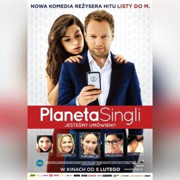 Planeta Singli DVD