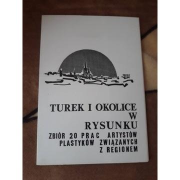 TUREK I OKOLICE W RYSUNKU