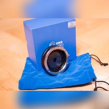 Adapter Pixco m4/3 - Canon EF-S | speedbooster