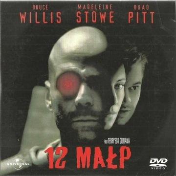12 małp / B.Willis B.Pitt DVD