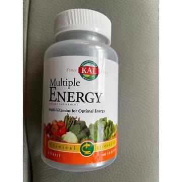 Multiwitamina Multiple Energy firmy KAL