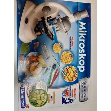 mikroskop dla dzieci Clementoni