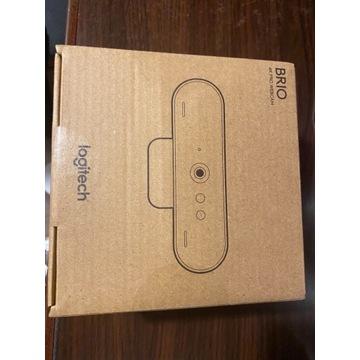 Nowa kamera Logitech Brio 4k Pro WebCam kamerka