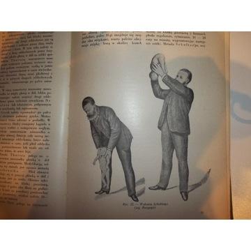 Ryciny 1938 r. Encyklopedia Lekarza J. Węgierski.