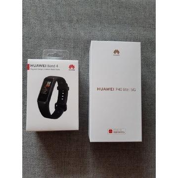 Huawei P40 lite 5G + Huawei Band 4