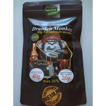 Drożdże winne + pożywka 60g. Drunken Monkey PRO