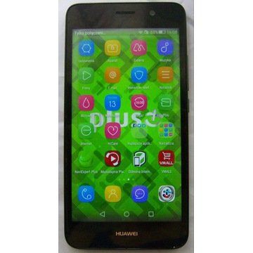 Huawei smartfon Y6 czarny