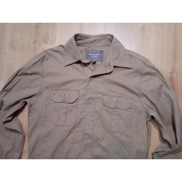 Abercrombie&Fitch męska koszula do lasu r. S