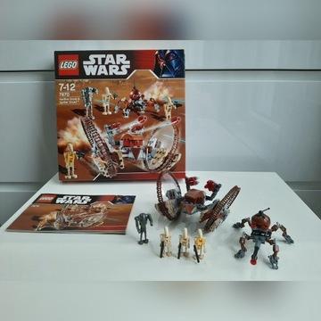 LEGO Star Wars 7670 Halfire Droid & Spider Droid