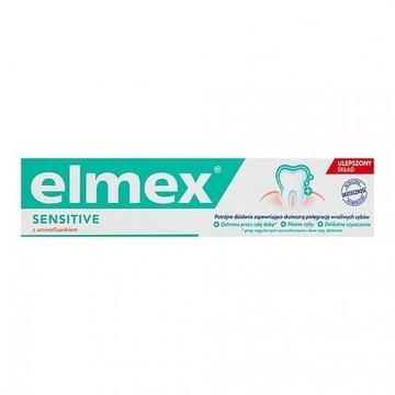 ELMEX - Sensitive 75 ml. wrażliwe zęby