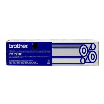 2x Folia Brother do Faxu PPF 560 / 580MC PC-72RF