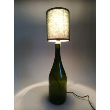 Lampa Vintage Wino Włochy 1960 Disegn Loft PRL 60s