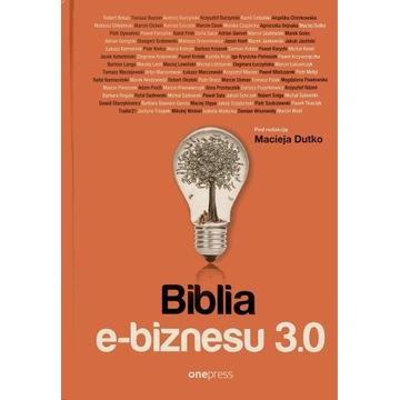 Biblia e-biznesu 3.0 - robię cenodajstwo :)