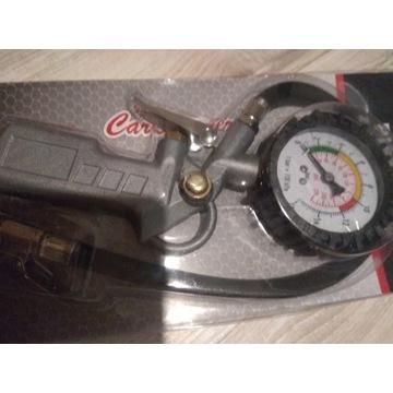 pistolet z manometrem CarCommerce NOWY