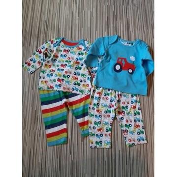 Piżamy, Piżamki Mothercare rozm. 3-6mscy 2szt