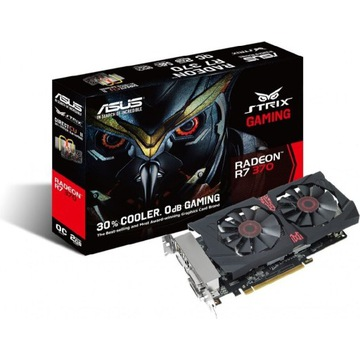 Asus Radeon R7 370 2GB GDDR5 (256 bit)
