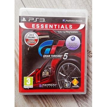 Po Polsku ! GRAN TURISMO 5 PlayStation 3 PS3 6