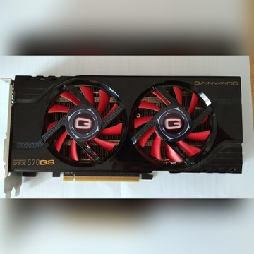 Gainward GeForce GTX 570 GS karta grafiki