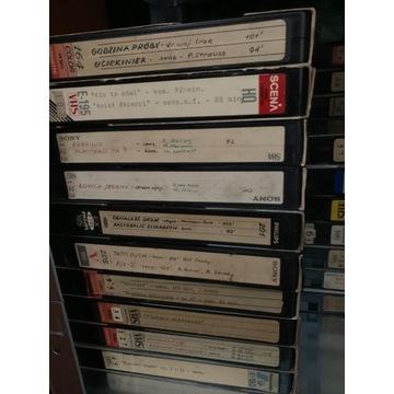 Kasety VHS Pakiet 50 szt