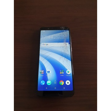 Uszkodzony HTC U12 Life komplet