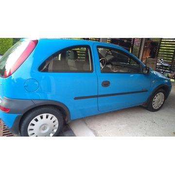 Opel Corsa automat