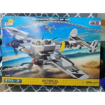COBI Samolot Messerschmitt BF-110C  5538 UNIKAT!!!