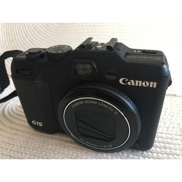 Aparat Canon  G15