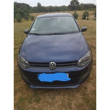 Volkswagen Polo 1.2 benzyna 2011rok