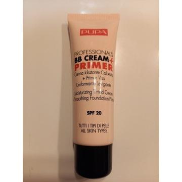 Pupa BB cream + primer 001 Nude