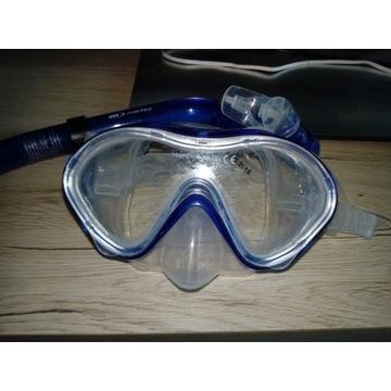 Maska do nurkowania