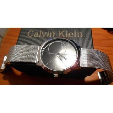 Zegarek CK nowy z pudełkiem.