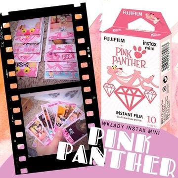 Wkłady FujiFilm Instax Mini (Różowa Pantera)
