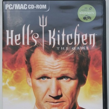 HELL'S KITCHEN THE GAME / PC / PL / JAK NOWA